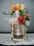 BLOG CANDY JAR (my altered art)