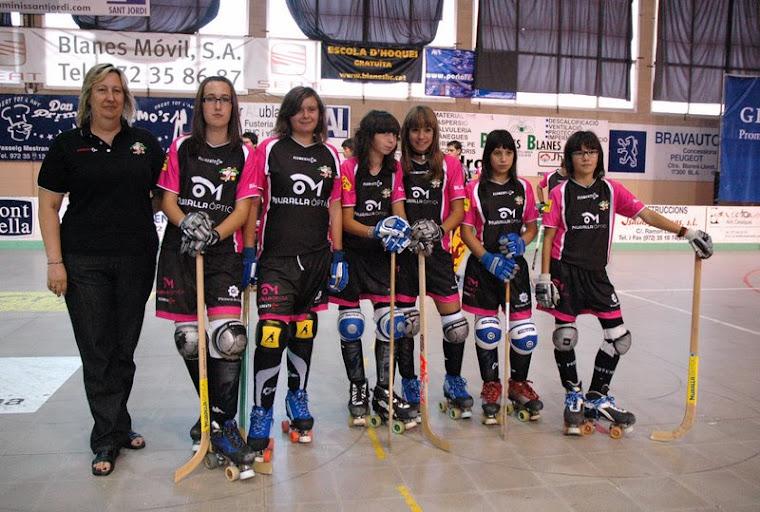 Equip Femení 2a Catalana Foto Oficial