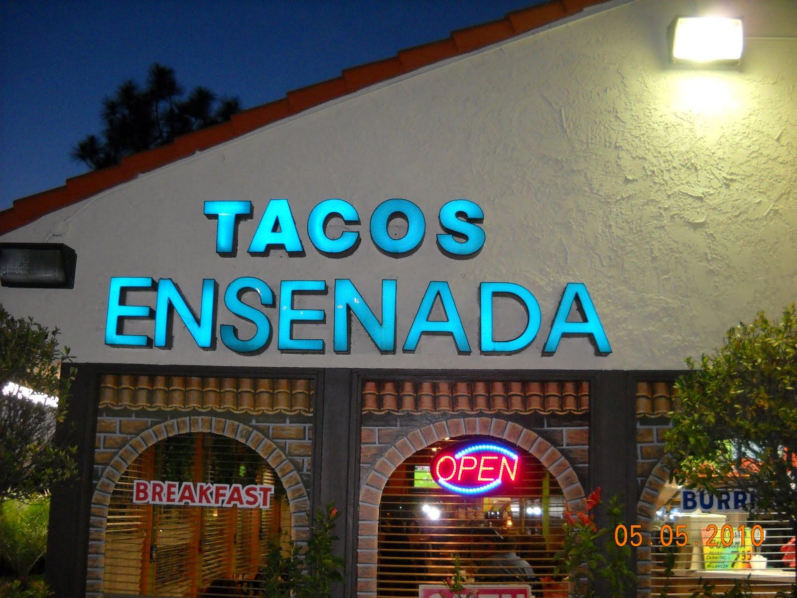 Eating My Way Through OC: Celebrating Cinco de Mayo at Tacos Ensenada