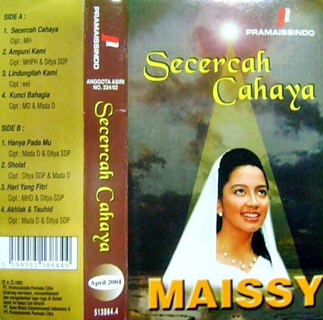 Maissy Penyanyi Cilik
