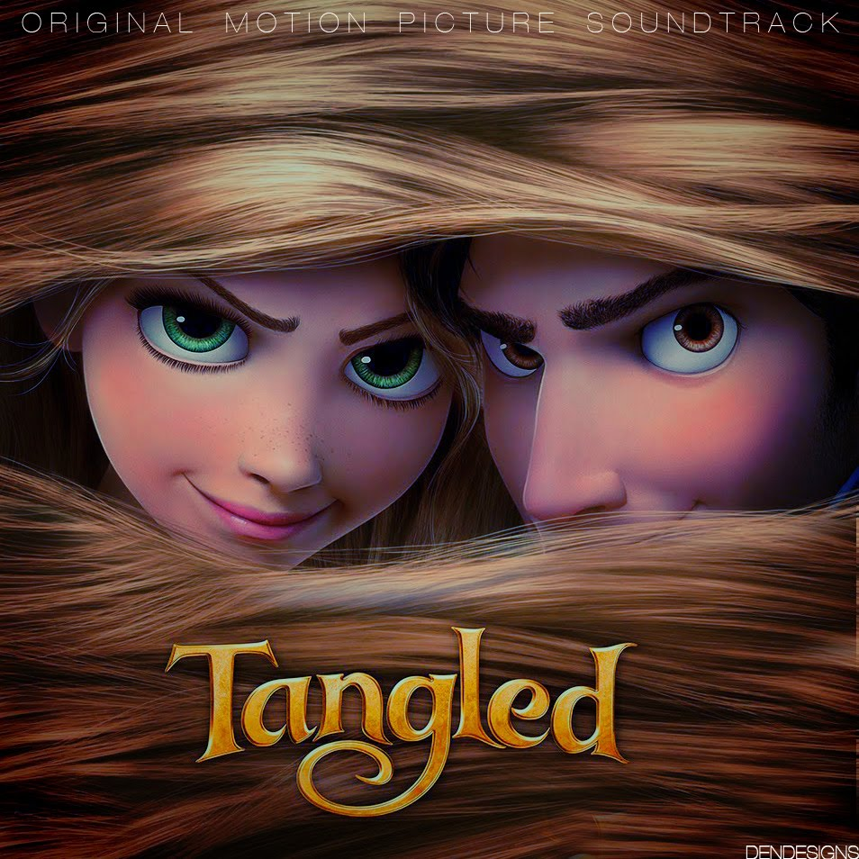 cover art by dendyherdanto  tangled