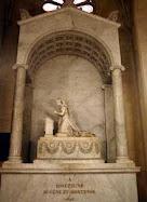 Pierre Cartellier : tombeau de Joséphine de Beauharnais à l'église Saint Pierre Saint Paul de Rueil