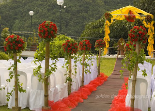 Garden Wedding in Cebu