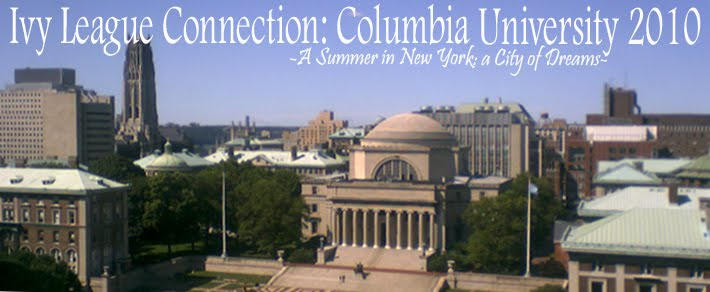 2010 ILC at Columbia