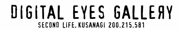 Digital Eyes Gallery