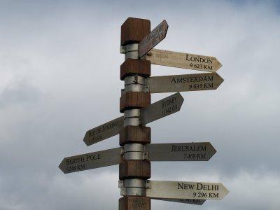 Cuál es el mejor camino?