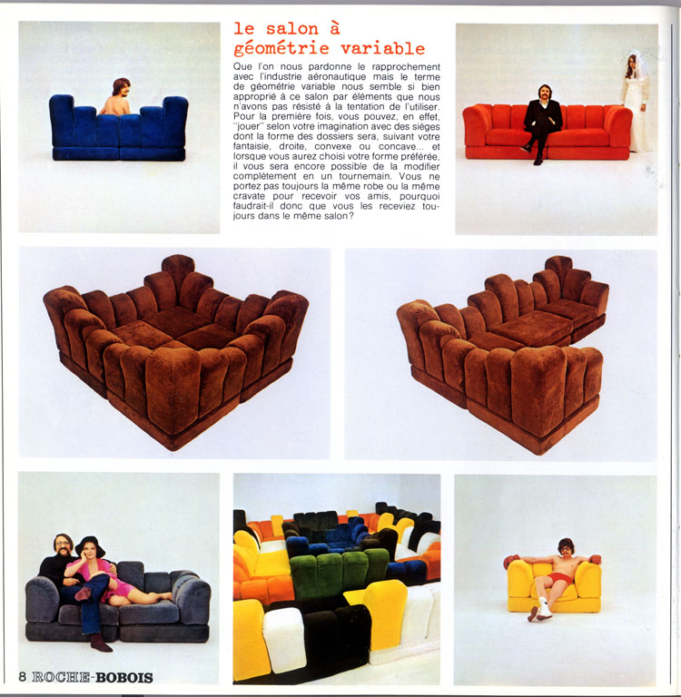 eat tarantula mobi boom l 39 explosion du design en france 1945 1975. Black Bedroom Furniture Sets. Home Design Ideas