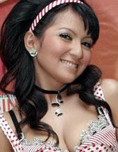 ngentot artis seksi five vi, toket montok gede artis indonesia, Artis Janda Muda Seksi