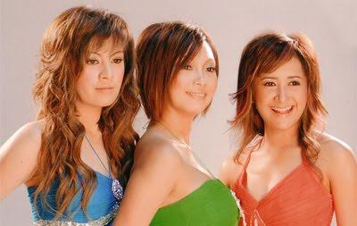 trio gadis cantik