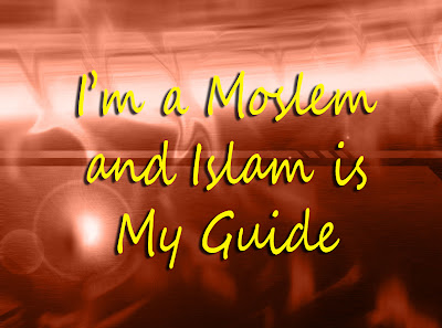 Islam is my guide