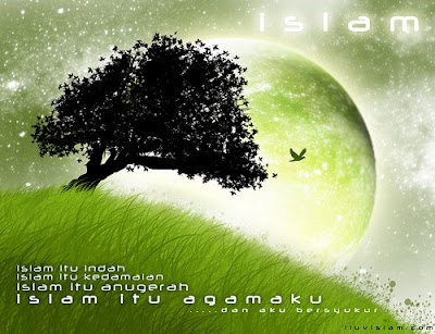 Islam Agamaku, Islam is my religion