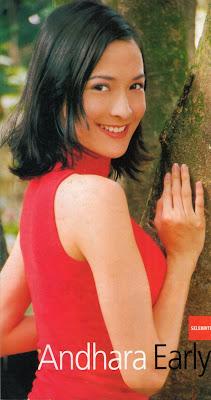 artis indonesia seksi cute imut cantik andhara early