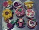 Cupcake Fondant