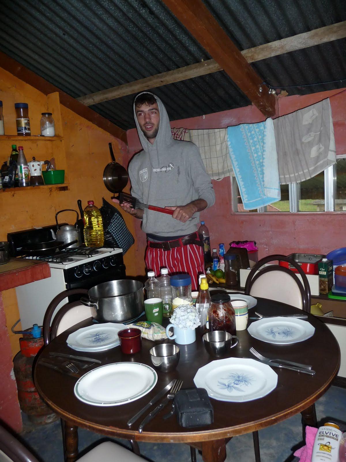 Gunther in Pojom - Zomer 2010!