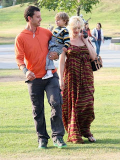 stefani Gwen Stefani, Kingston and Baby Bump