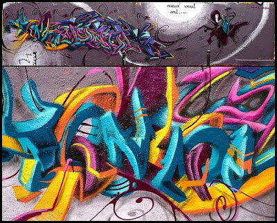 graffiti art, alphabet graffiti, graffiti murals