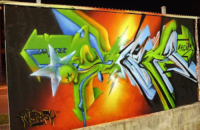 graffiti art-graffiti murals-graffiti alphabet