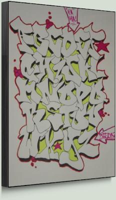 alphabet graffiti, graffiti letters-graffiti creator