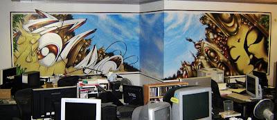 graffiti art, art, murals graffiti art