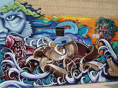 murals graffiti alphabet, drawing murals