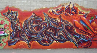 Fire Up Your Tribal Graffiti Art With My Graffiti