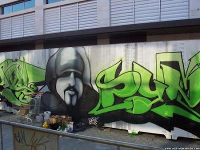 graffiti alphabet, murals garaffiti alphabet