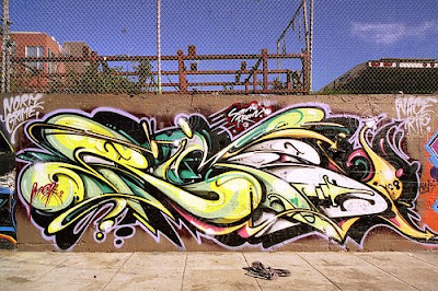 graffiti art, graffiti alphabet