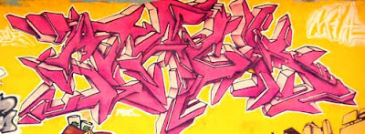 graffiti alphabet-graffiti art