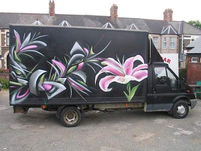 graffiti art, graffiti murals