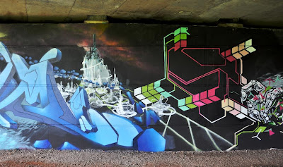 graffiti murals, graffiti wildstyle