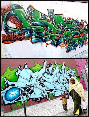 Graffiti Alphabet, graffiti letters, graffiti art