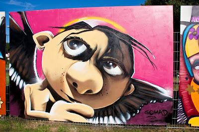 graffiti art, graffiti murals, graffiti