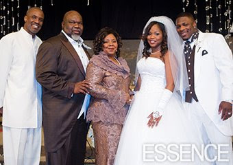 Bishop Noel Jones Daughter Wife Photo