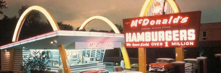 mcdonalds historie