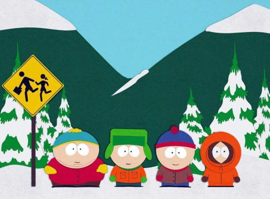 south park todas las temporadas en latino.online
