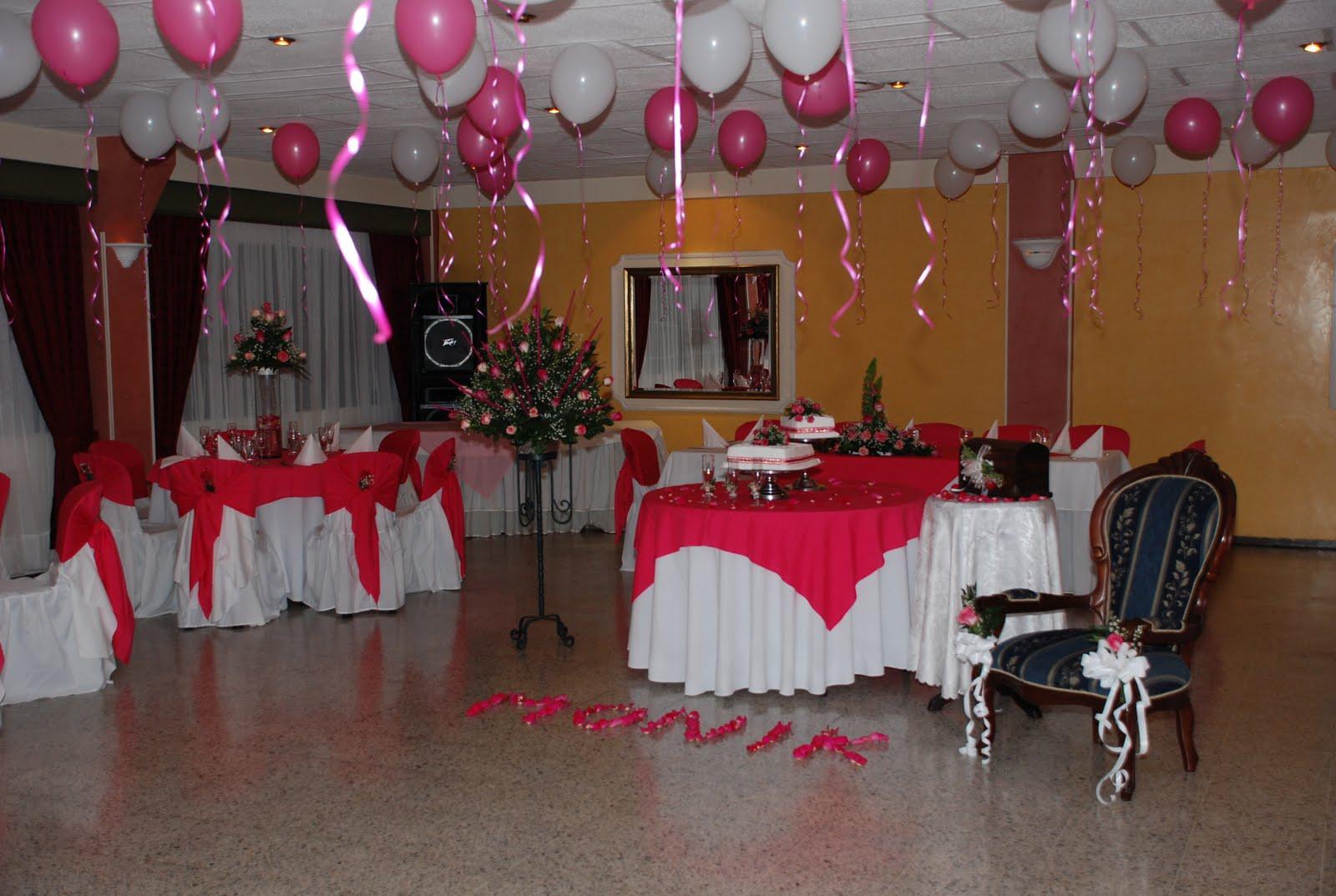 Decoraciones de iglesias y para salon de fiestas for Articulos decoracion salon