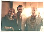 Con Malvina Pastorino y Luis Sandrini .