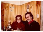 Con mi abuela Lucia Abitante (Lucy)