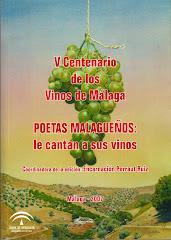 V CENTENARIO DE LOS VINOS DE MÁLAGA
