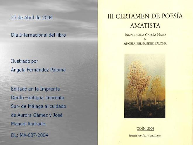 Colección de Poesía.