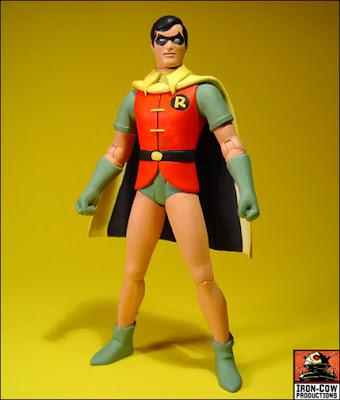 DC Super POwers o Super amigos Customs increibles! Robin