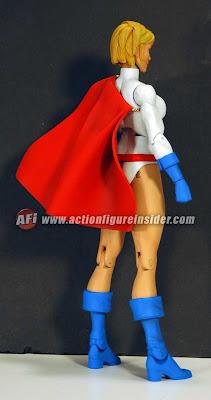 DC Universe Classics Action Figures Tema Principal DCUCPowerGirlBack2