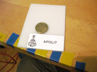 Apolit: Low Temperature Thermoplast (Minke Props)