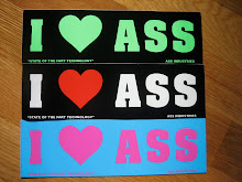 Purchase your I ❤ ASS™ Products Here
