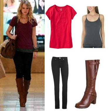 What Do You Think Of Taylor's Style And Which One Above Is Your Fave
