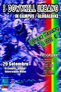 I DOWNHILL URBANO IN CAMPUS / GLOBALBIKE