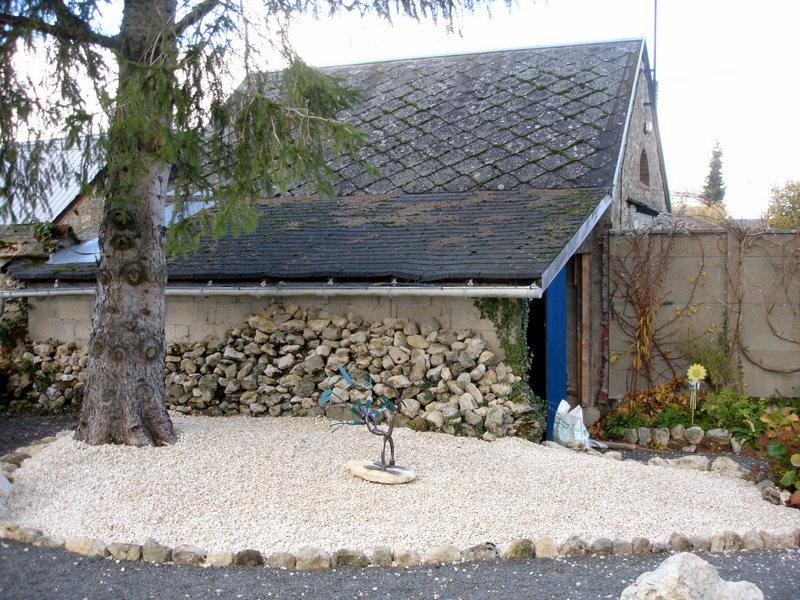 Quilt en beauce beauce arts textiles nettoyage du - Nettoyage du jardin ...