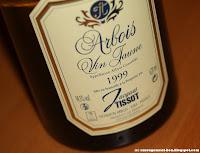 Arbois vin jaune, Jacques Tissot