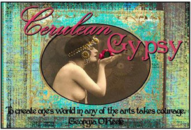 Cerulean Gypsy
