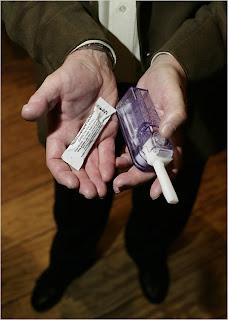 MannKind makes inhaled insulin